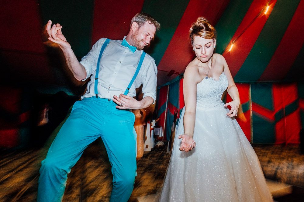 Big Top Wedding Anna Pumer Photography