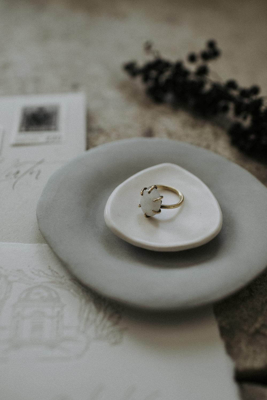 Rough Diamond Ring Engagement Cave Wedding Ideas Vanessa Illi Photographer