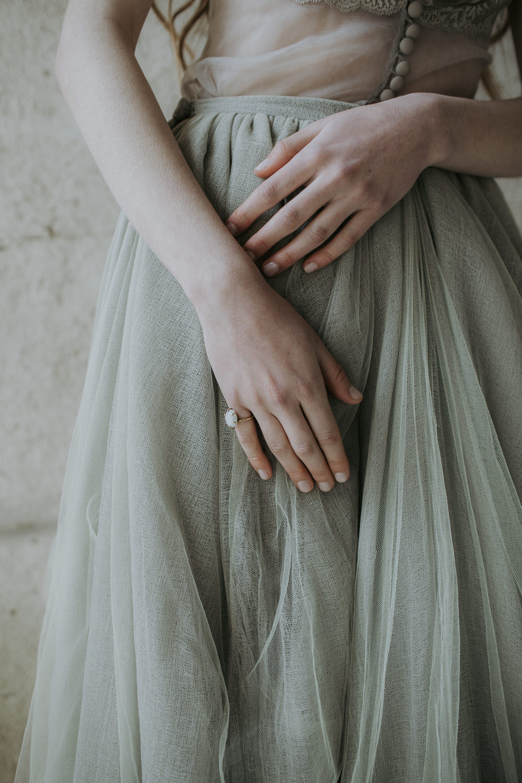 Bride Bridal Nails Manicure Mani Cave Wedding Ideas Vanessa Illi Photographer