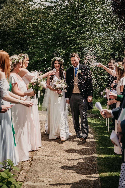 Confetti Celeste Marquee Wedding Sarah Longworth Photography