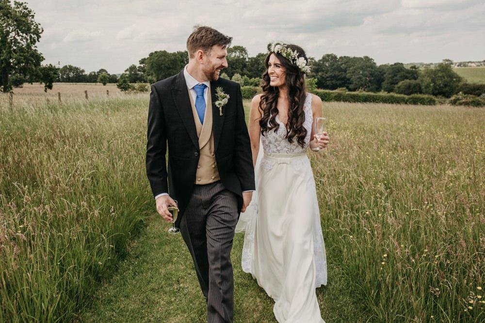 Celeste Marquee Wedding Sarah Longworth Photography