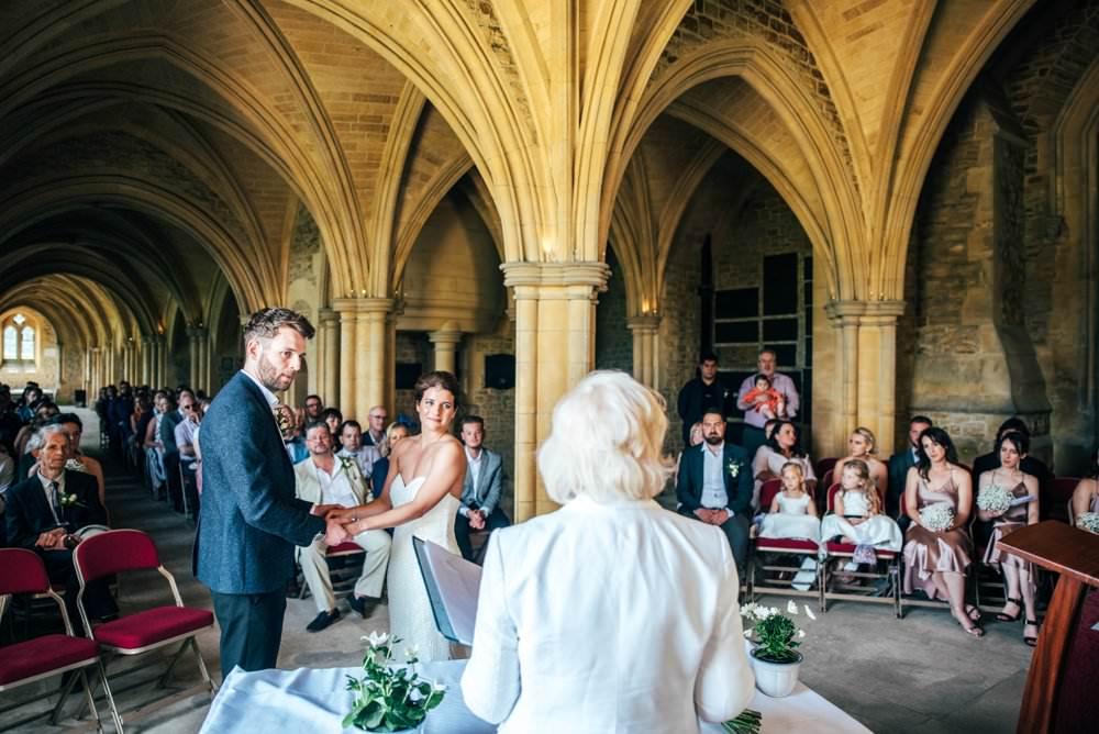 South African Cloister Charterhouse School Wedding Three Flowers Photography