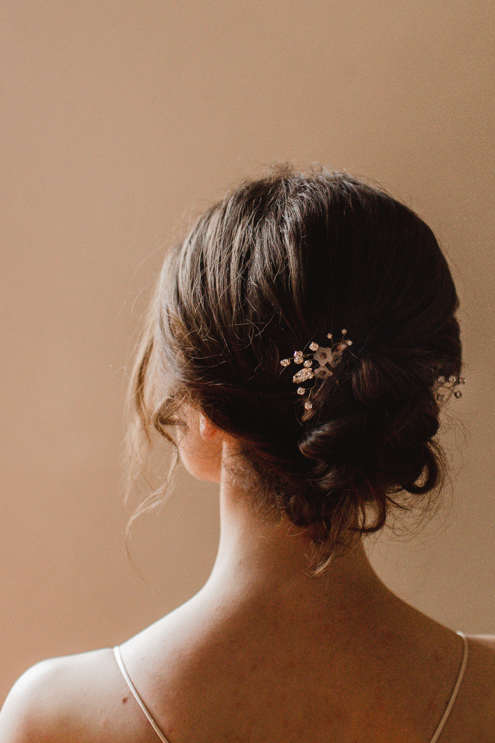Bridesmaids Bridesmaid Hair Style Up Do Bun Bride Bridal Elopement Wedding Ideas Oilvejoy Photography