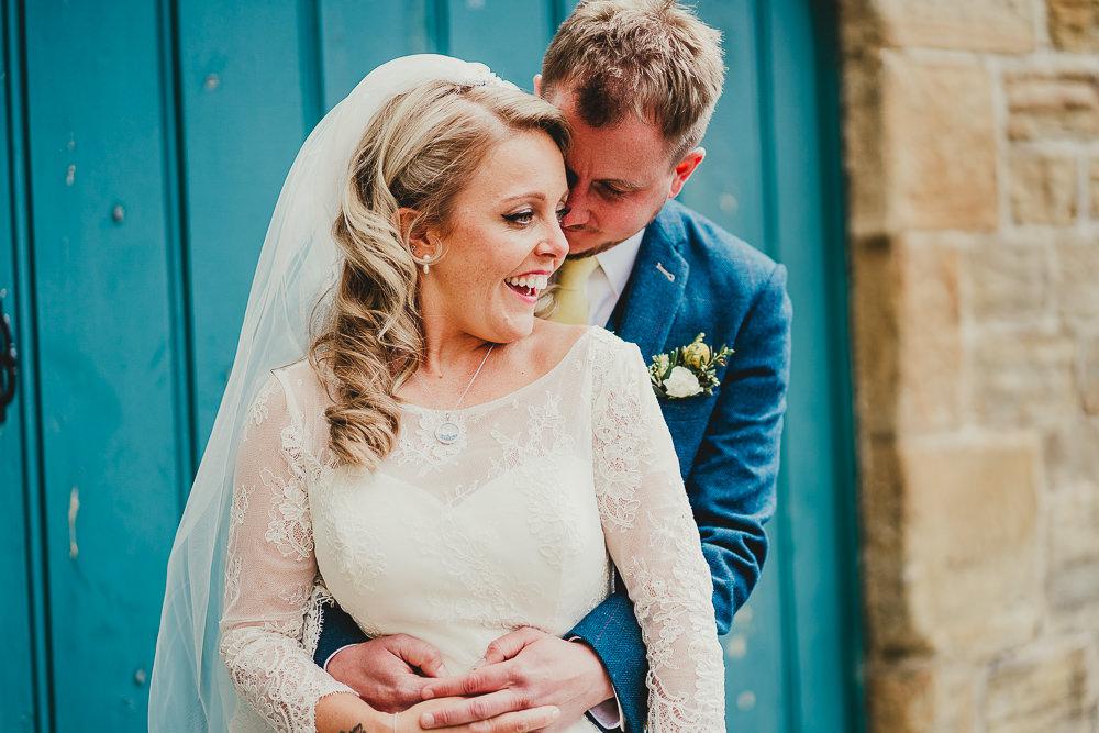 Bride Bridal Veil Elsecar Heritage Centre Wedding Ayesha Photography