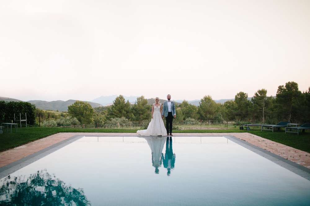 Forest Spain Destination Wedding Dan Hough Photography