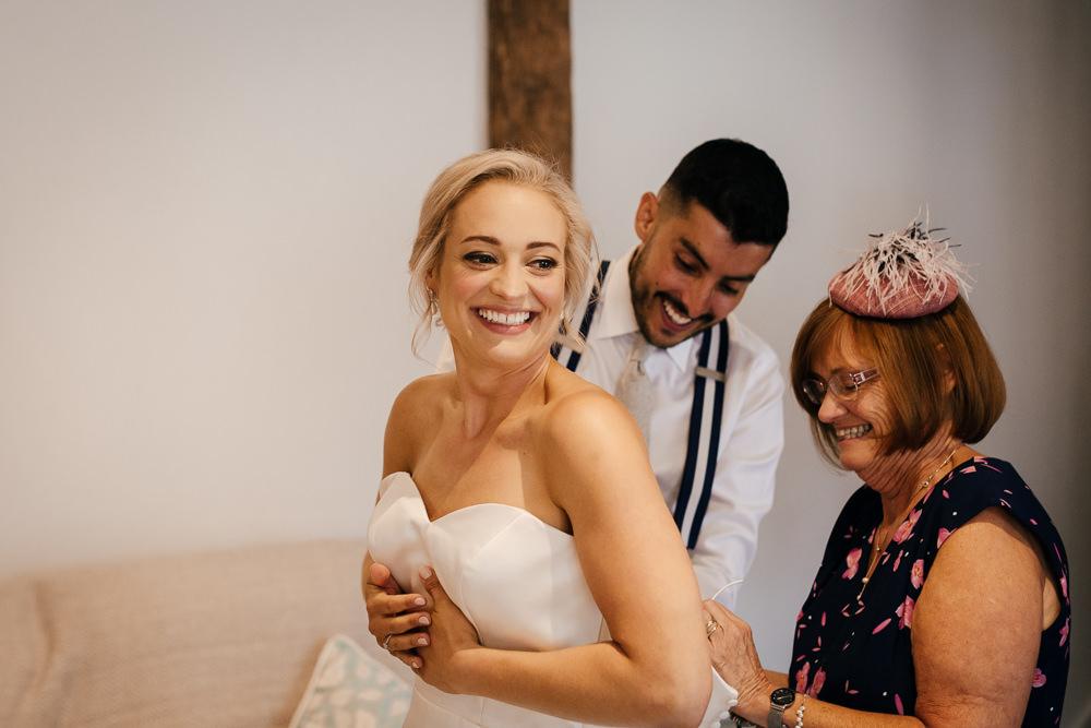 Mickleton Hills Farm Wedding Jules Barron Photography
