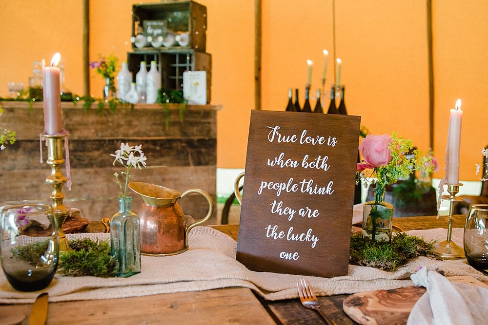 Love Quote Sign Signage Signs Pet Wedding Ideas Vicky Plum Photography
