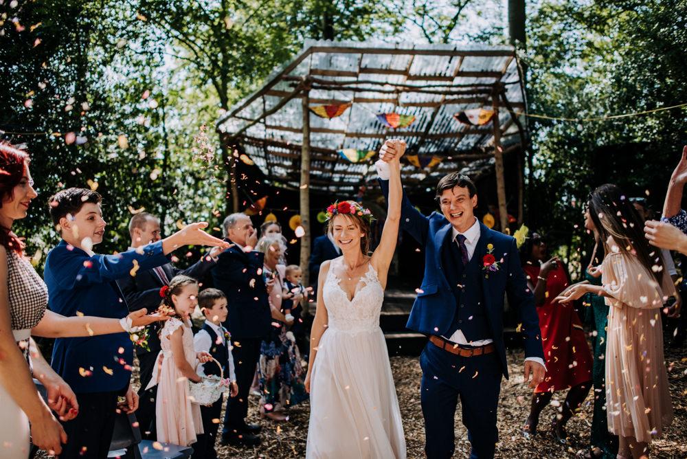 Confetti Cabourne Parva Wedding Kazooieloki Photography