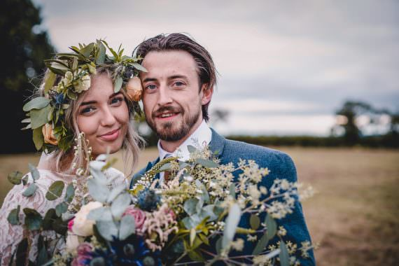 DIY Bohemian Wedding Love & Bloom Photography