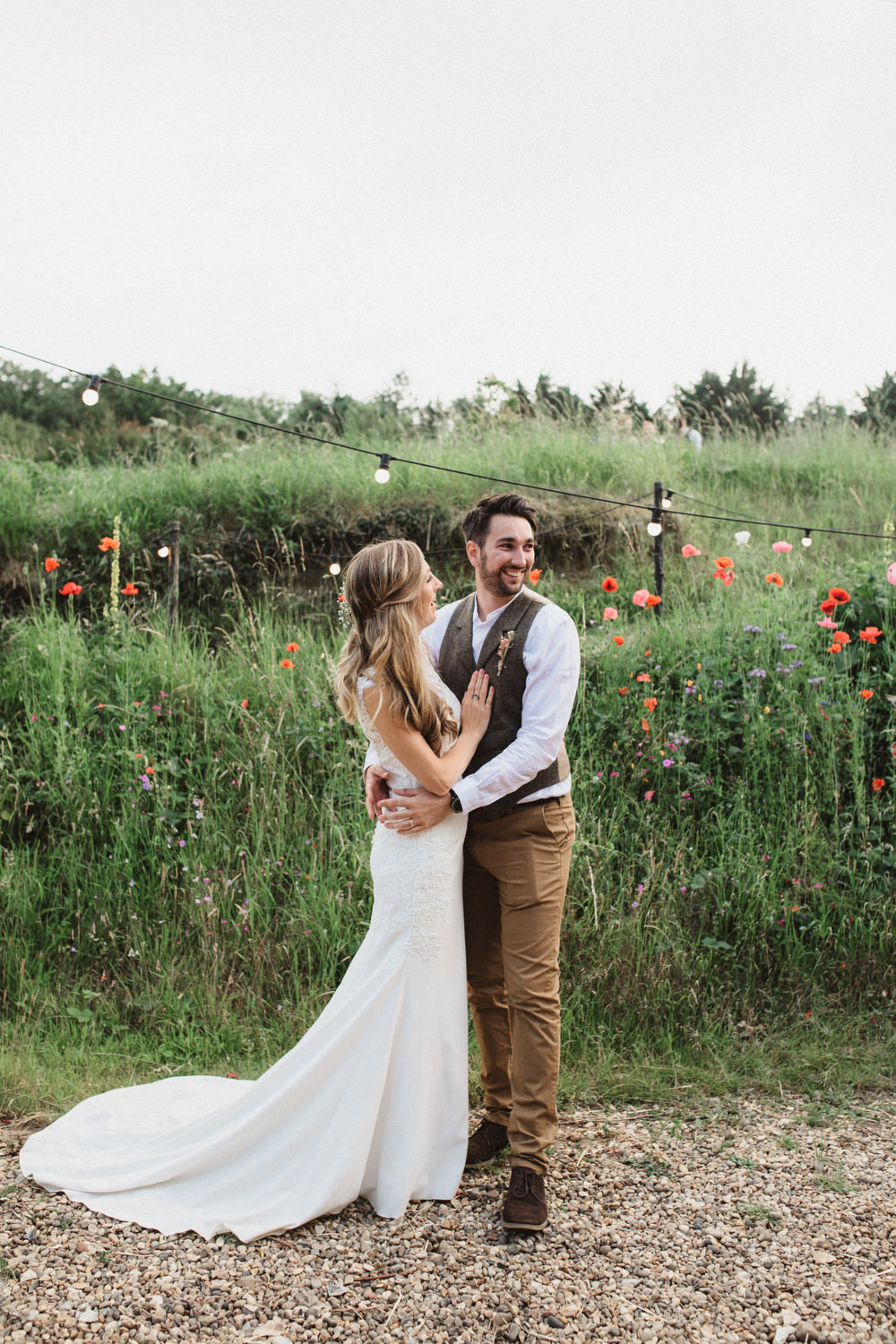 Dried Flowers Wedding Emily Tyler Photography