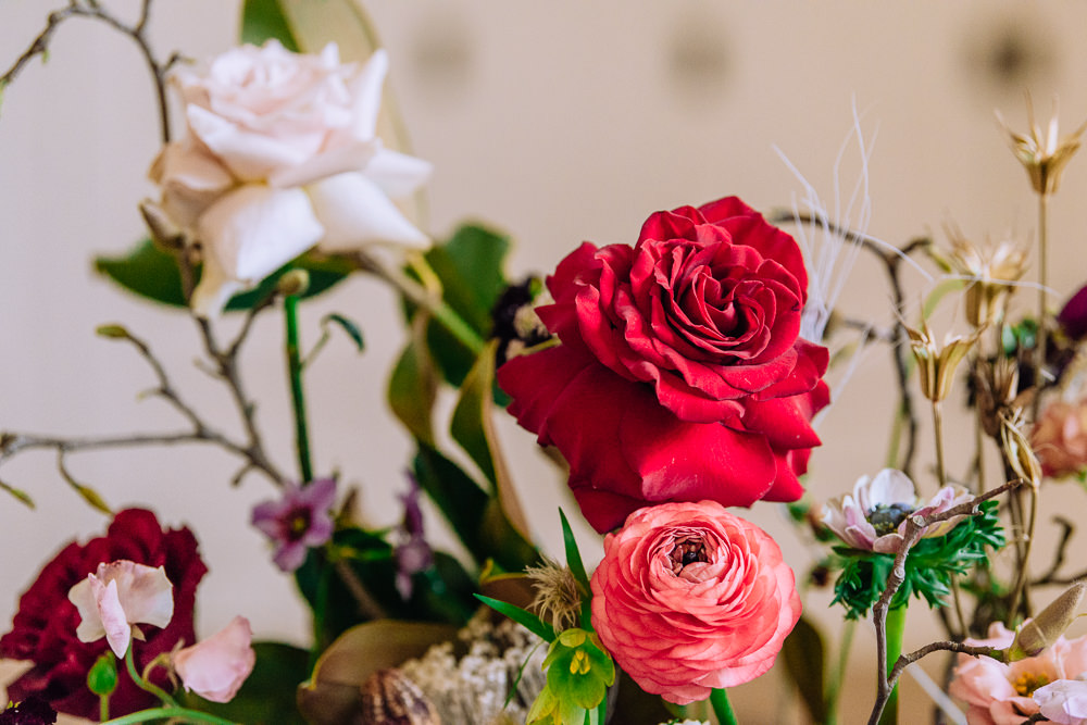 Flowers Roses Dutch Art Wedding Ideas Berni Palumbo Photography