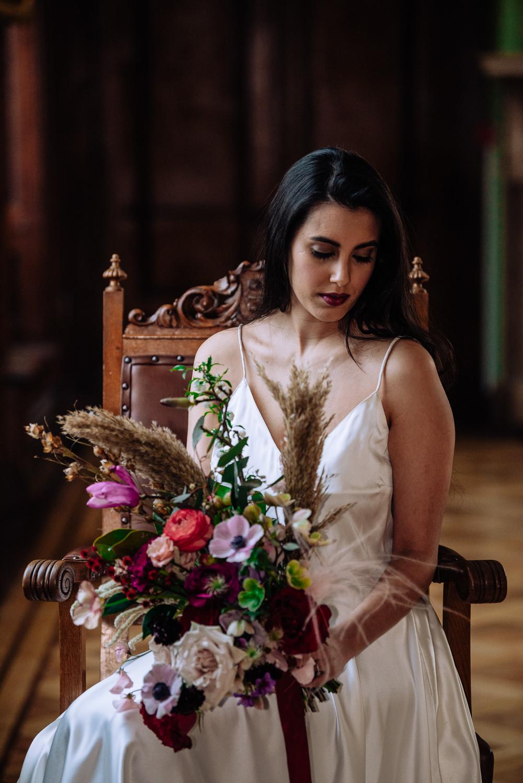 Bride Bridal Make Up Dutch Art Wedding Ideas Berni Palumbo Photography