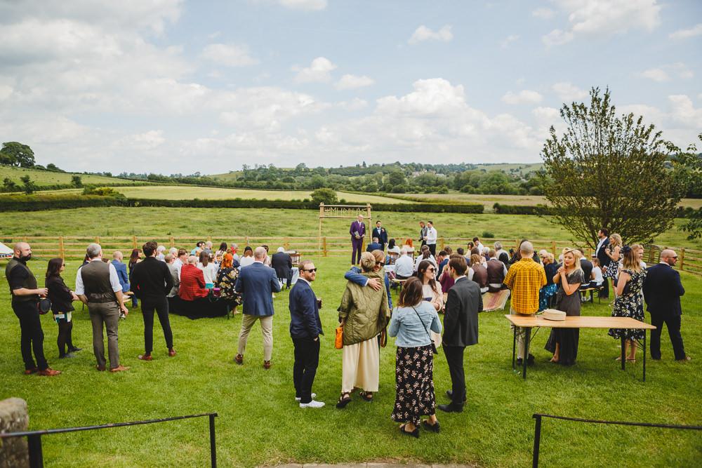 East Keswick Village Hall Wedding James & Lianne Wedding Photography