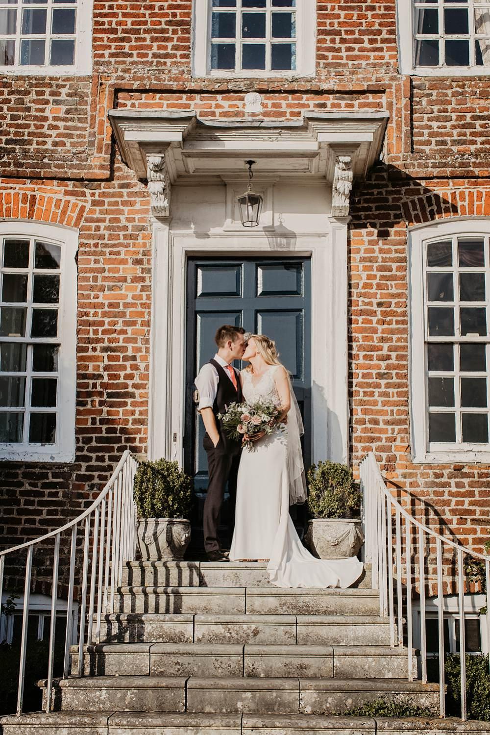 Eggington House Wedding October Willis Photography