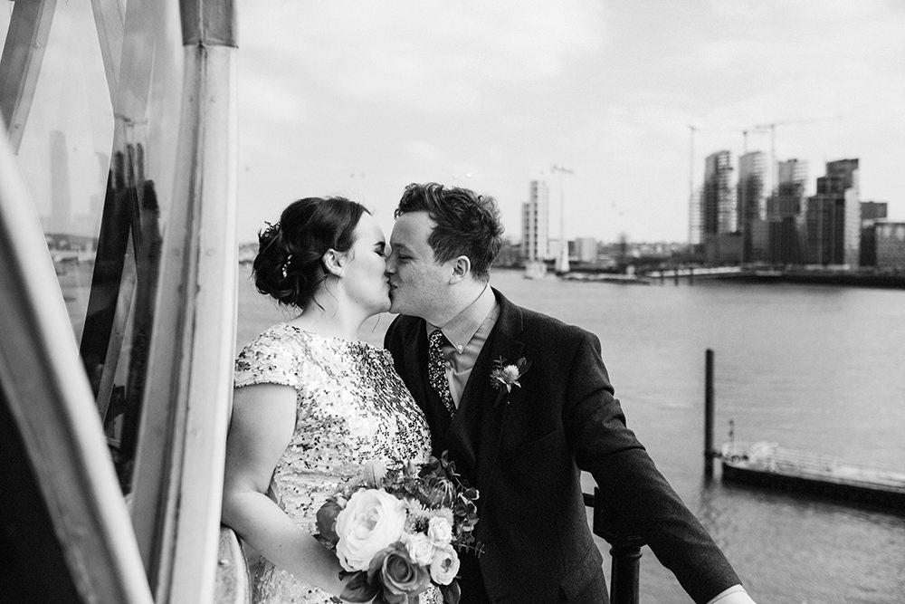 Fun London Wedding Miss Gen Photography