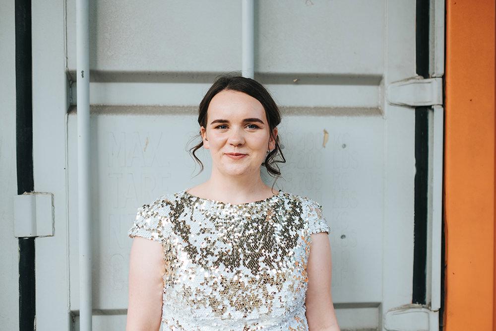 Bride Bridal Make Up Hair Style Up Do Fun London Wedding Miss Gen Photography