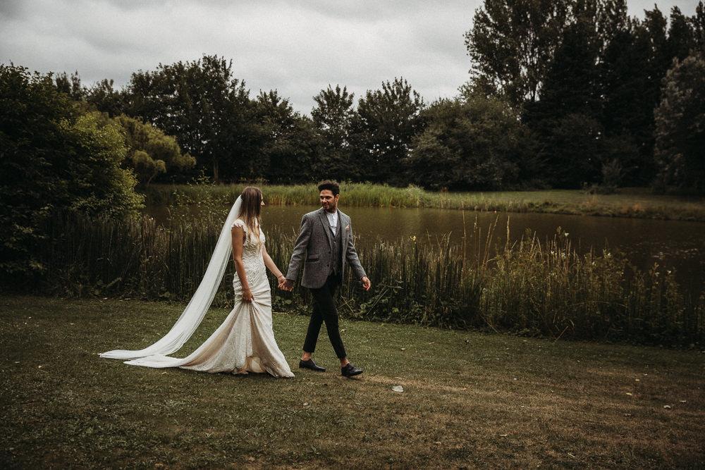 Justin Alexander Horsley Hale Farm Wedding Thyme Lane Photography
