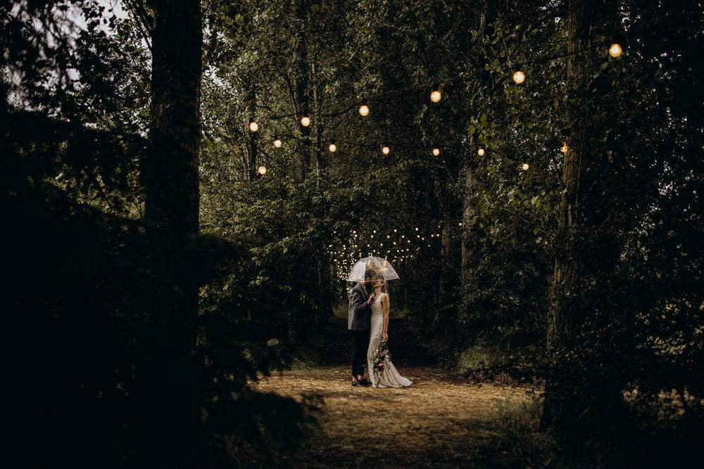 Festoon Lights Horsley Hale Farm Wedding Thyme Lane Photography