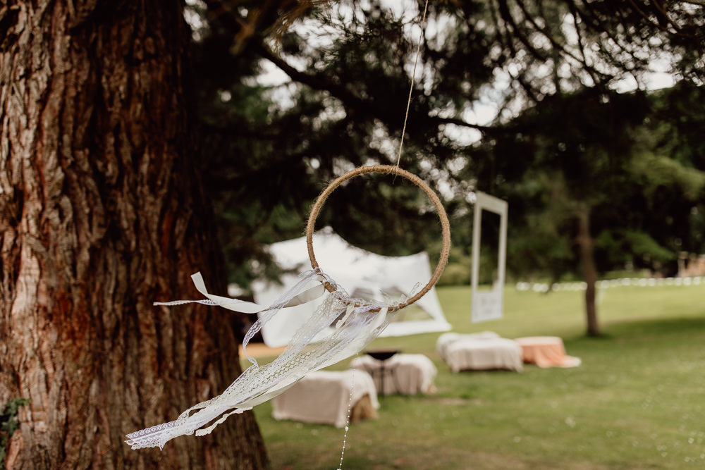 Dream Catcher Mannington Gardens Wedding Cara Zagni Photography
