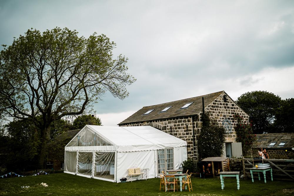 Chilli Barn Yorkshire Wedding Hayley Baxter Photography