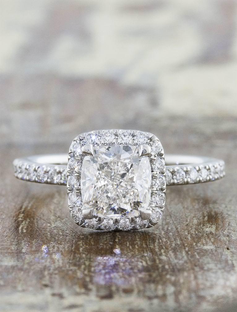 Lab Grown Diamond Engagement & Wedding Rings