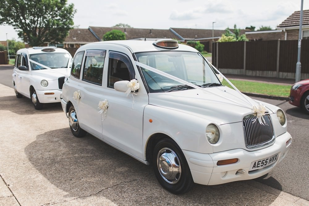 Taxi Car Transport Bedfordshire Farm Wedding Milkbottle Photography