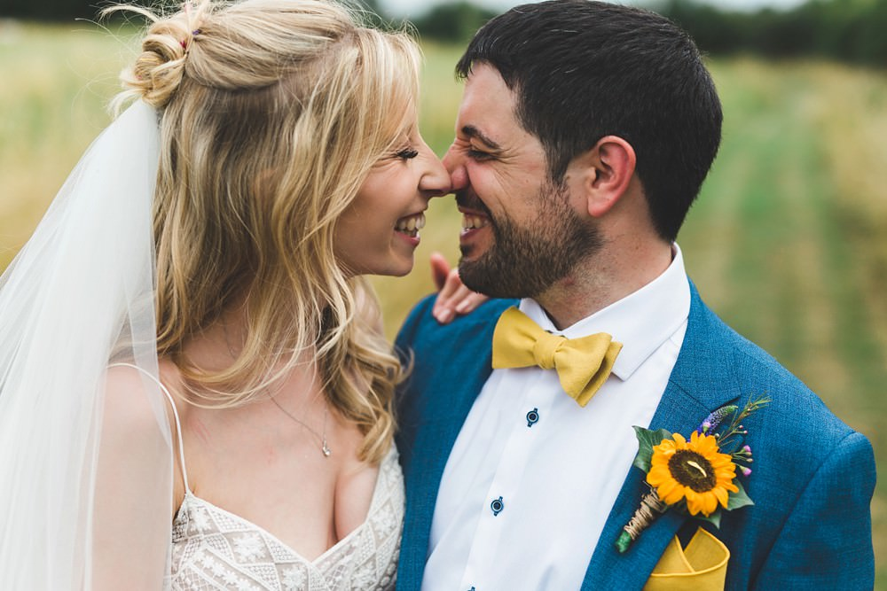 Bride Bridal Hair Style Up Do Half Up Half Down Veil Bedfordshire Farm Wedding Milkbottle Photography
