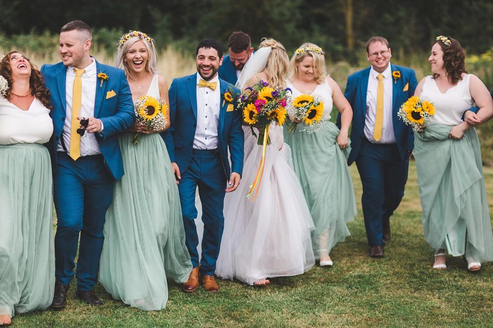 Bedfordshire Farm Wedding Milkbottle Photography