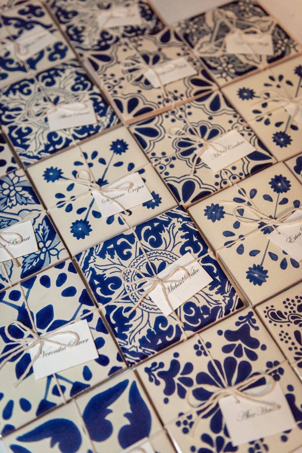 Tiles Place Names Brooklyn Elopement Everly Studios