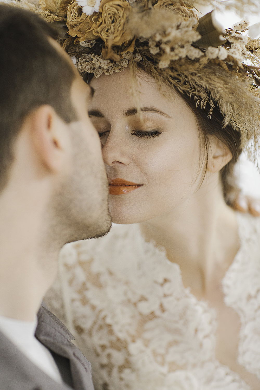 Bride Bridal Make Up Ethereal Artistic Wedding Ideas Francesca Francesca