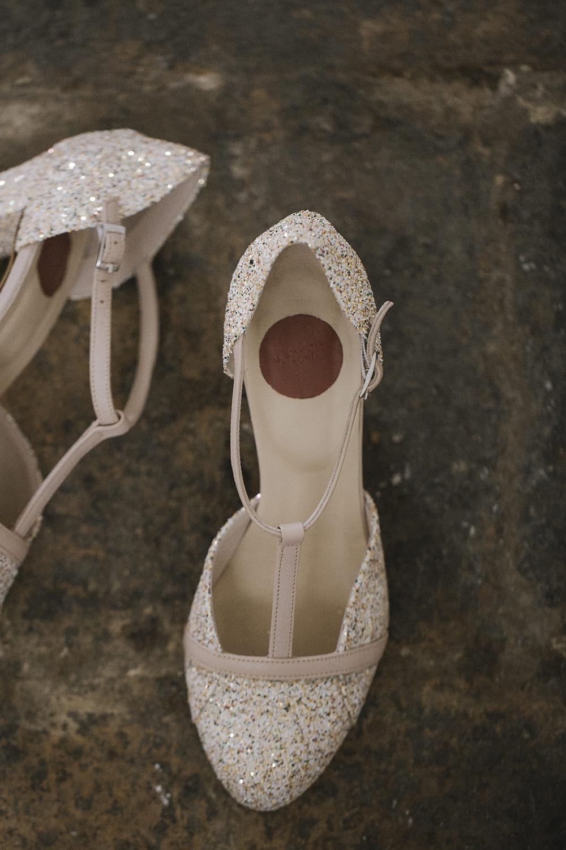 Shoes Bride Bridal Ethereal Artistic Wedding Ideas Francesca Francesca