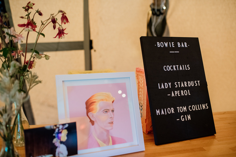 Bowie Decor Henry Moore Wedding Ellie Gillard Photography