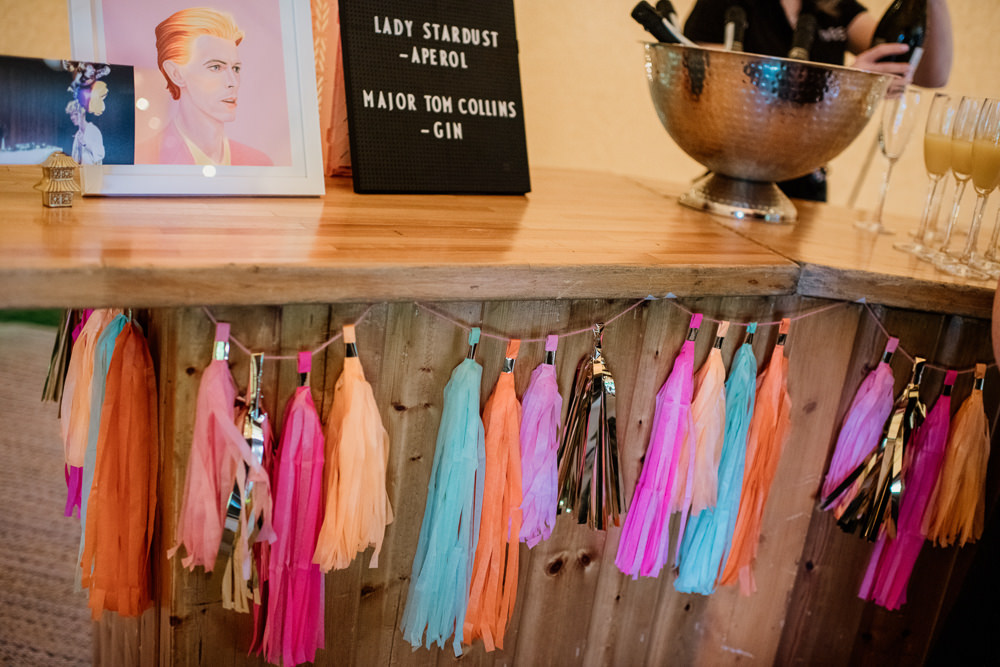 Tassel Garland Tassels Henry Moore Wedding Ellie Gillard Photography
