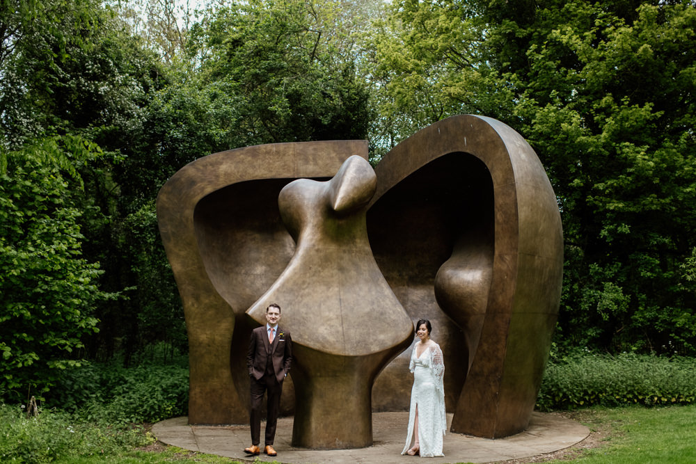 Henry Moore Wedding Ellie Gillard Photography