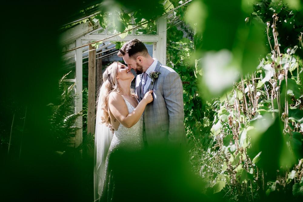 Hexham Winter Gardens Wedding Leighton Bainbridge Photography