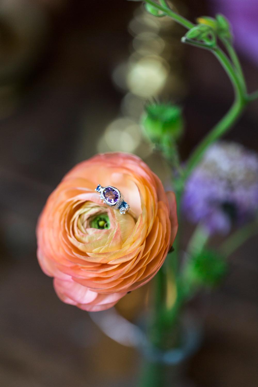 Engagement Ring Band Playful Cool Wedding Ideas Sophie Lake Photography