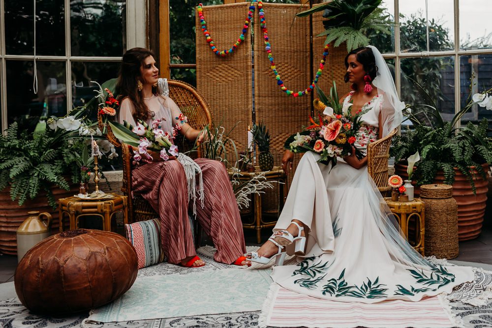 Tropical Wedding Ideas When Charlie Met Hannah