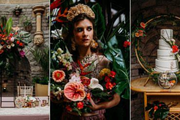Jungle Fun – Fierce Tropical Wedding Ideas