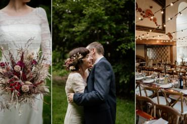 Honest & True Laid Back Eco Friendly Wedding