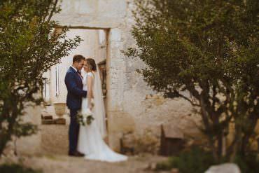 Rustic Yet Modern Chic French Chateau Wedding