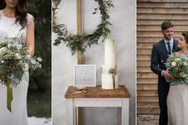 Minimalist Wedding Ideas Nicola Belson Photography