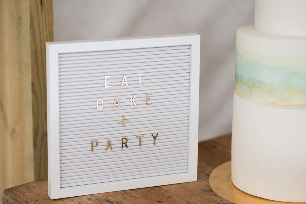 Felt Peg Board Sign Signage Signs Minimalist Wedding Ideas Nicola Belson Photography