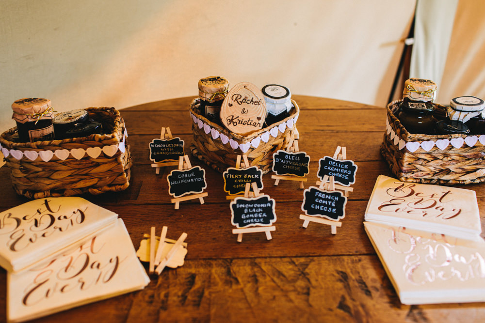 Cheese Chutney Board Table Outbuildings Wedding Jessica O'Shaughnessy Photography