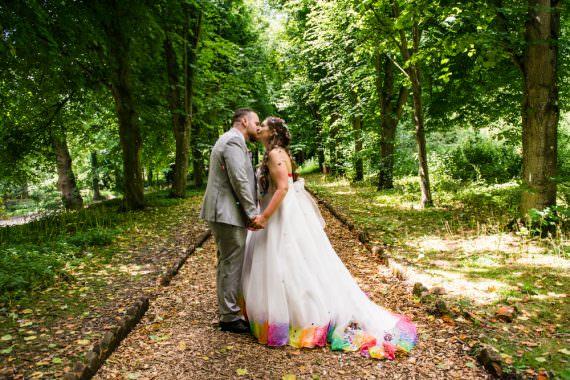 Safari Park Wedding Jonny Barratt Photography