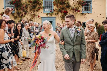 Confetti South Farm Wedding Miracle Moments