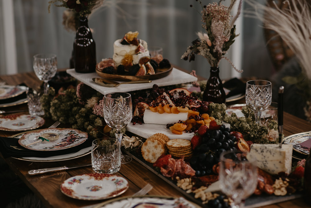 Grazing Table Sharing Platter Unconventional Wedding Ideas Pierra G Photography