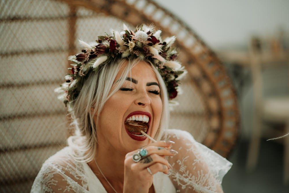 Bride Bridal Make Up Unconventional Wedding Ideas Pierra G Photography