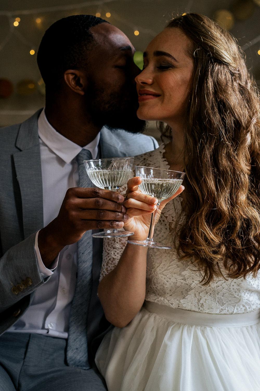 Cocktails Drinks Blush Pink Wedding Ideas Meghan Lorna