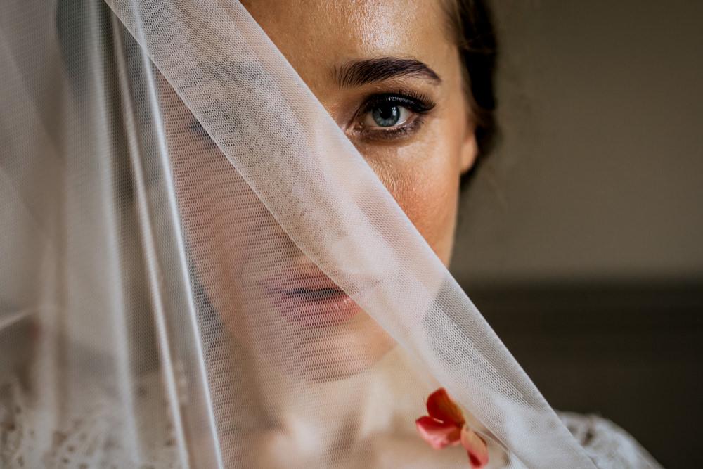 Bride Bridal Make Up Blush Pink Wedding Ideas Meghan Lorna