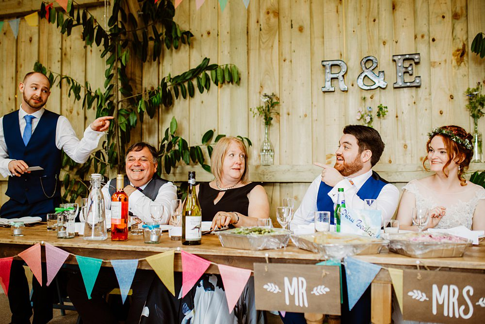 Canonteign Falls Wedding Holly Collings Photography